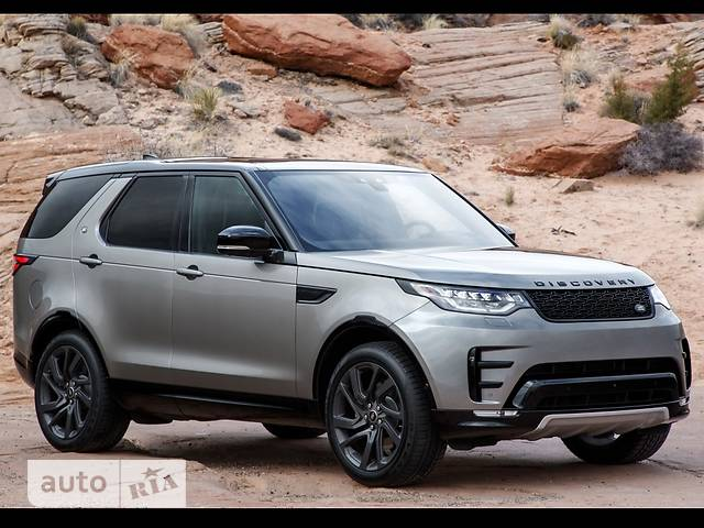 Land Rover Discovery 5 2.0 Si6 AT (300 л.с.) 4WD HSE Luxury
