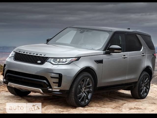 Land Rover Discovery 5 3.0 Si6 AT (340 л.с.) 4WD HSE Luxury