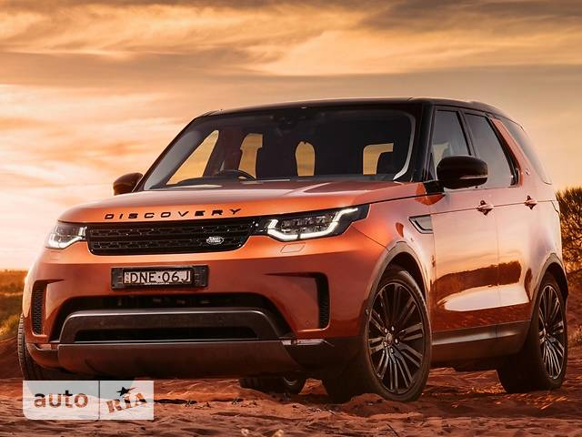Land Rover Discovery 5 3.0 Si6 AT (340 л.с.) 4WD First Edition