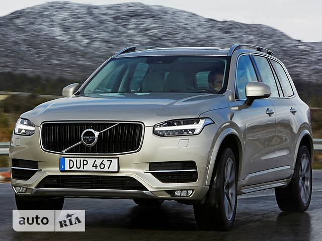 Volvo XC90 D4 2.0 8AT (190 л.с.) FWD VED4 Kinetic