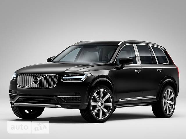Volvo XC90 T8 2.0 AT (390 л.с.) Hybrid Excellence