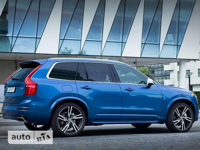 Volvo XC90 Т6 2.0 AT (310 л.с.) AWD R-Design