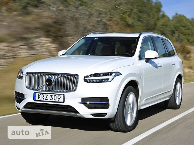 Volvo XC90 D4 2.0 8AT (190 л.с.) FWD VED4 Inscription