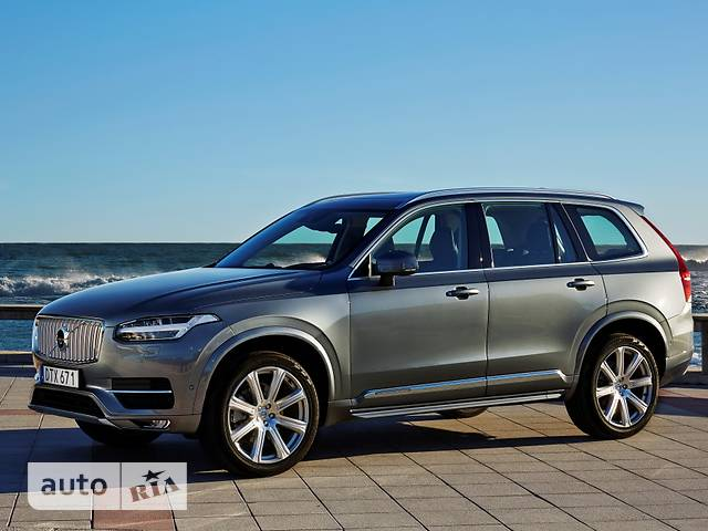 Volvo XC90 T8 2.0 AT (390 л.с.) Hybrid Inscription