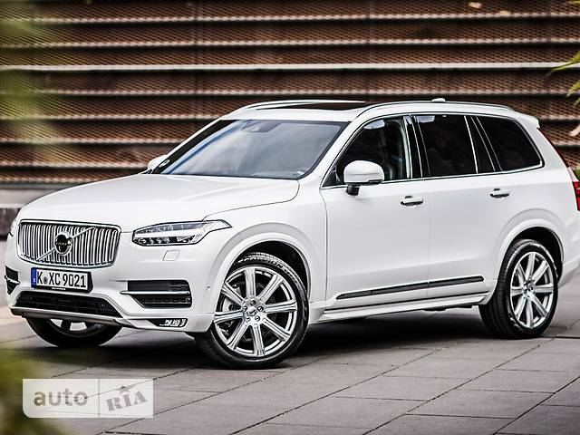 Volvo XC90 D5 2.0 8AT (235 л.с.) AWD Inscription