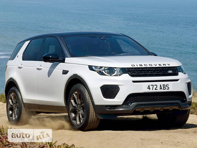 Land Rover Discovery Sport 2.0TD4 АT (180 л.с.) AWD SE