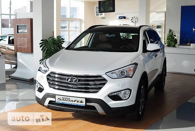 Hyundai Grand Santa Fe 2.2D AT (200 л.с.) AWD VIP