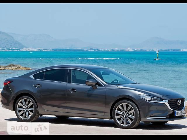 Mazda 6 2.5 AТ (194 л.с.) Style+