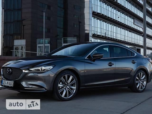 Mazda 6 2.5 AТ (194 л.с.) Premium