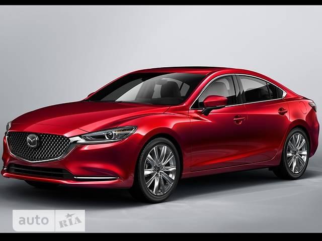 Mazda 6 2.5 AТ (194 л.с.) Topwinter