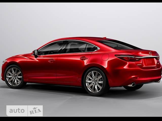 Mazda 6 2.5 AТ (194 л.с.) Top