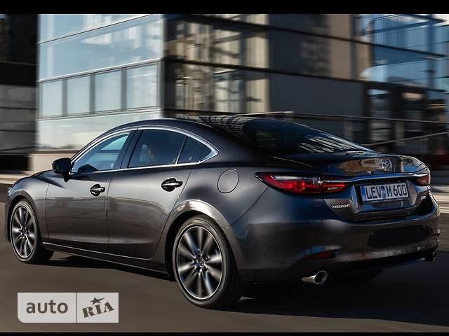 Mazda 6 2.5 AТ (194 л.с.) Touring