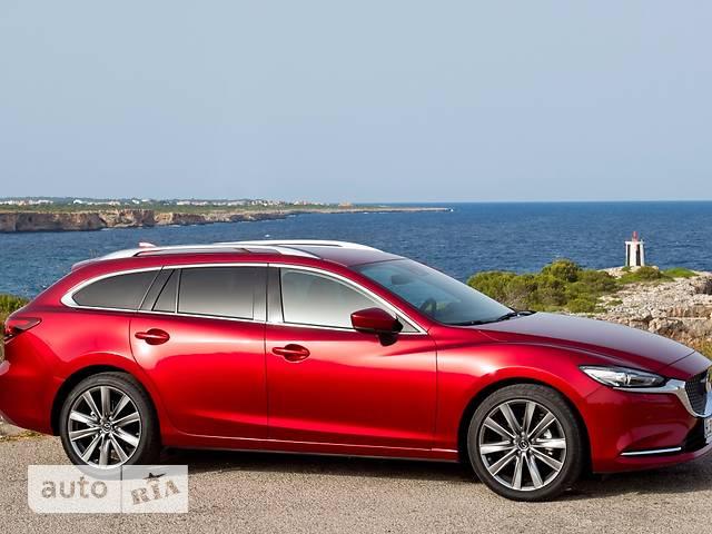 Mazda 6 2.0 MТ (165 л.с.) Touring