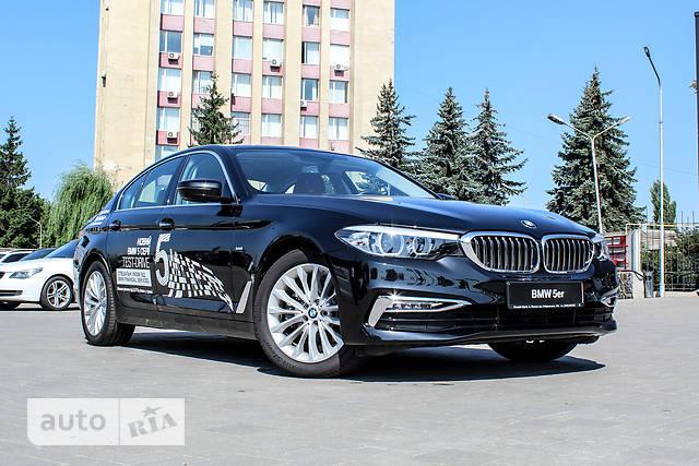 BMW 5 Series G30 520d АT (190 л.с.) xDrive base