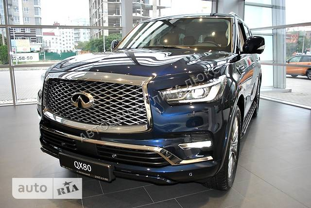 Infiniti QX80 5.6i AT (405 л.с.) AWD Luxe Proactive
