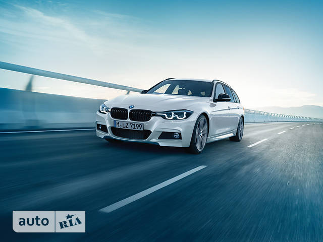 BMW 3 Series F31 340i AT (326 л.с.) xDrive base