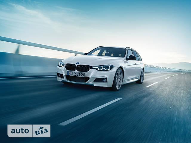 BMW 3 Series F31 330d AT (258 л.с.) base