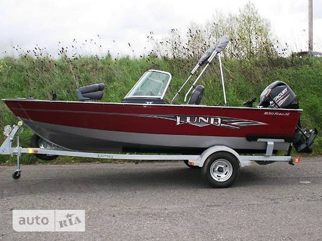 Lund 1650 Rebel XL Sport 5.0m
