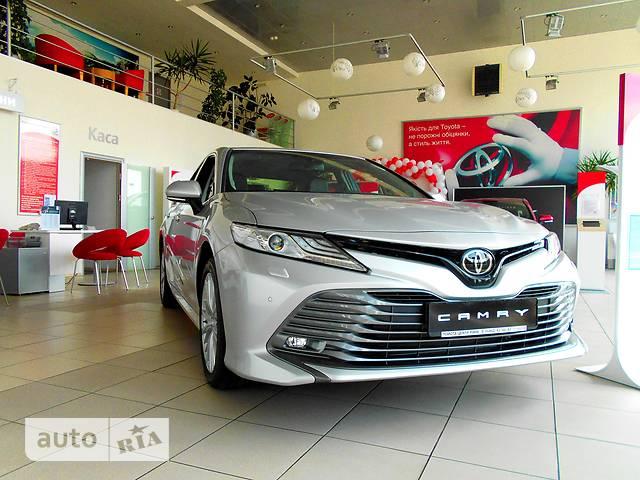 Toyota Camry New 2.5 АТ (181 л.с.) Premium