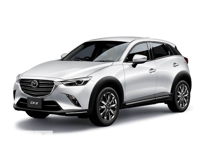Mazda CX-3 2.0 АТ (150 л.с.) AWD Style +