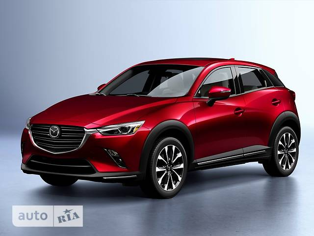 Mazda CX-3 2.0 АТ (121 л.с.) Touring +