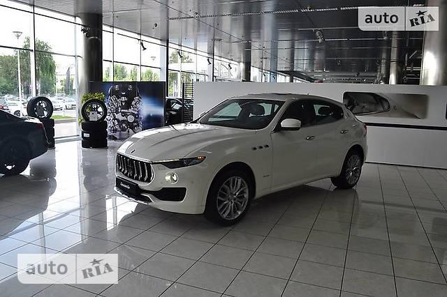 Maserati Levante 3.0D АТ (275 л.с.) AWD