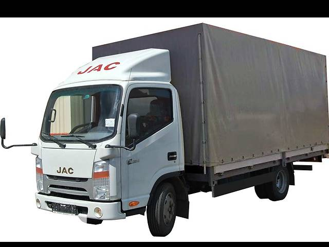 JAC N Series N56 MT (149 л.с.)