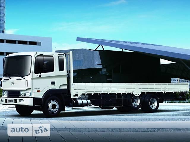 Hyundai HD 210 5.9 MT (225 л.с.)