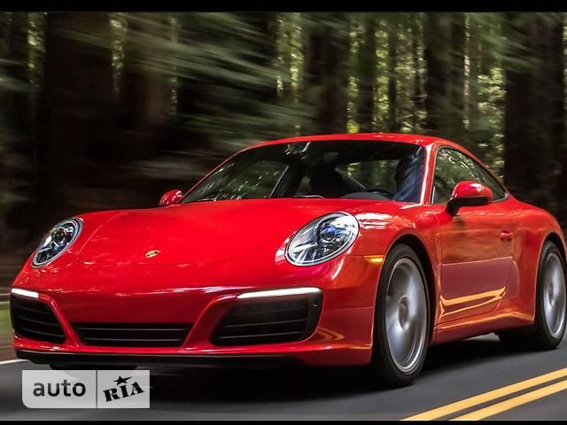 Porsche 911 Carrera 3.0 МТ (370 л.с.)