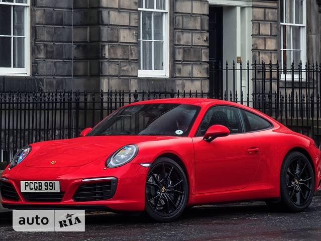 Porsche 911 Carrera 3.0 АТ (370 л.с.)