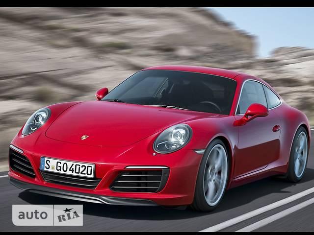 Porsche 911 Carrera S 3.0 MT (420 л.с.)