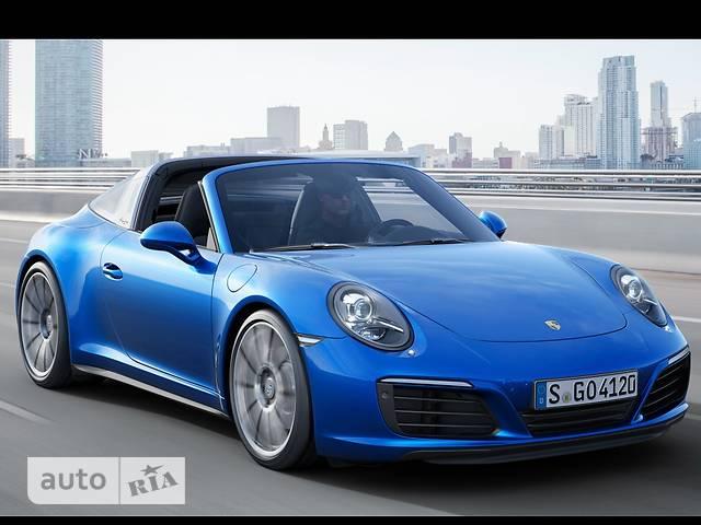Porsche 911 Targa 4 GTS 3.8 MT (450 л.с.)