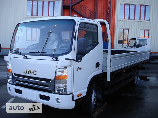 JAC N Series N75 Шасси (156 л.с.) 5000*2200*2400 Тент