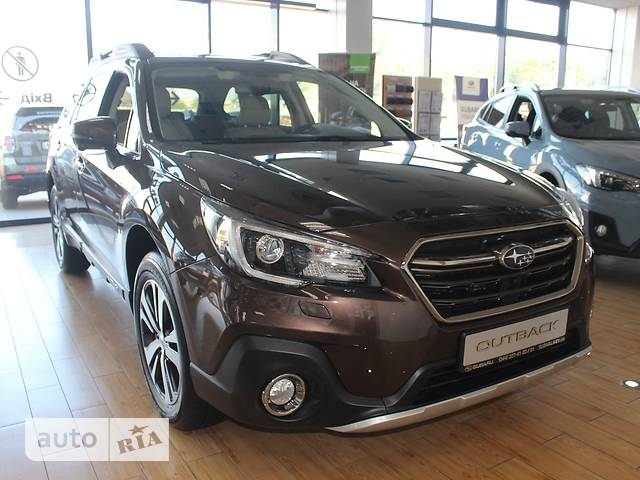 Subaru Outback 2.5i-S CVT (175 л.с.) AWD 4N EyeSight
