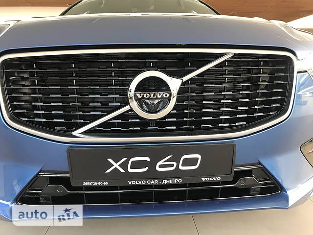 Volvo XC60 D5 2.0 АT (235 л.с.) AWD R-Design