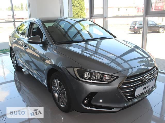 Hyundai Elantra AD 1.6 АT (127.5 л.с.) Comfort
