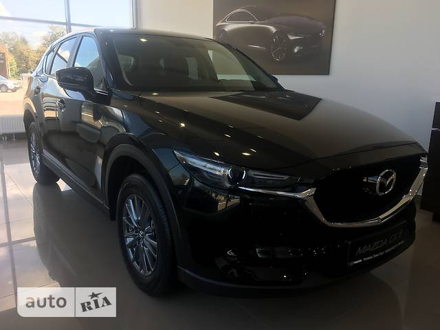 Mazda CX-5 2.2D AT (175 л.с.) 4WD Touring