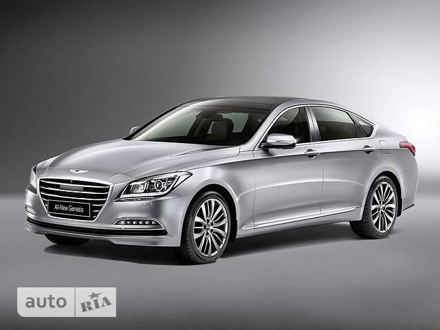 Hyundai Genesis G80 2.0T GDI АT (245 л.с.) Prestige