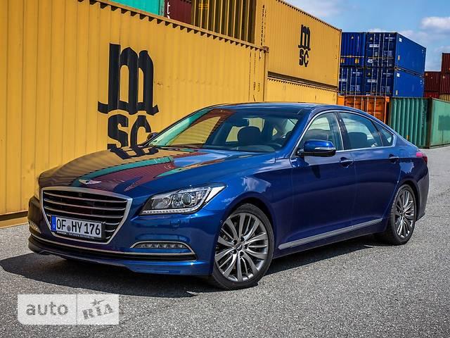 Hyundai Genesis G80 2.0T GDI АT (245 л.с.) Premier