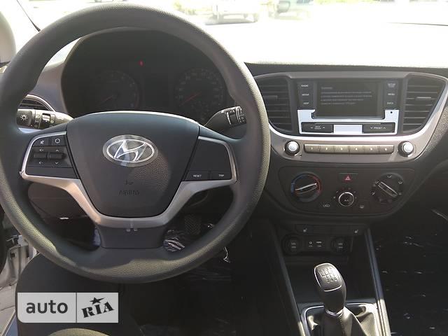 Hyundai Accent 1.4 MPI MT (100 л.с.) Active+