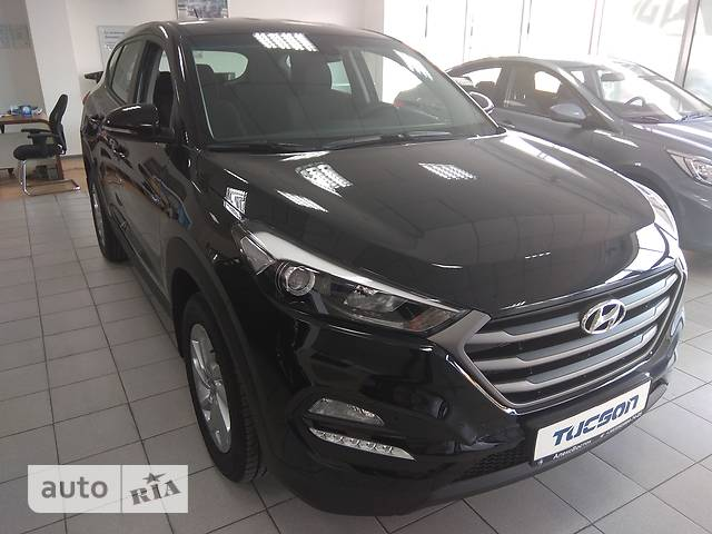 Hyundai Tucson 2.0 AT (155 л.с.) 4WD Express
