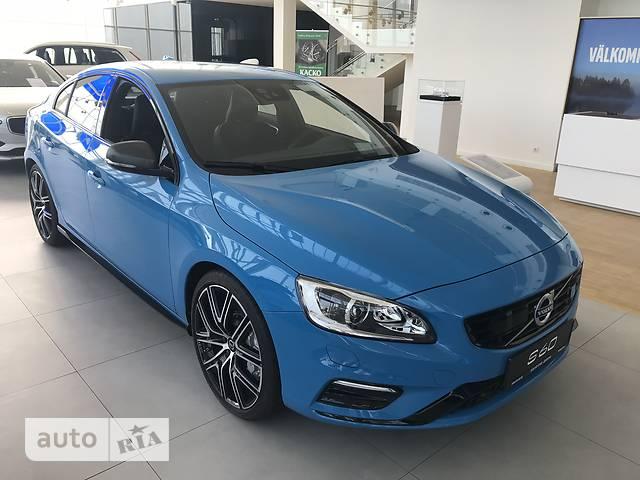 Volvo S60 T6 2.0 AT (367 л.с.) AWD Polestar
