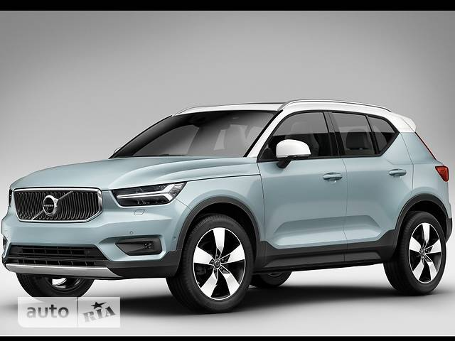 Volvo XC40 D3 2.0 AT (150 л.с.) AWD Kinetic