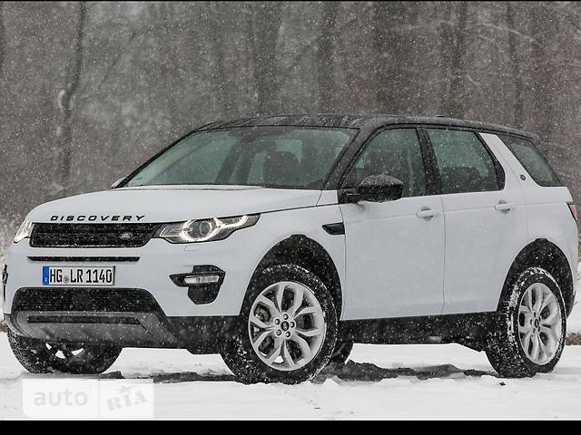 Land Rover Discovery Sport 2.0TD4 АT (240 л.с.) AWD HSE