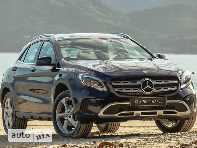 Mercedes-Benz GLA-Class GLA 200d AT (136 л.с.) 4Matic