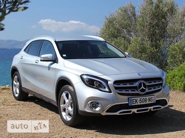 Mercedes-Benz GLA-Class GLA 200d MT (136 л.с.)