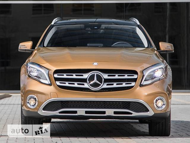 Mercedes-Benz GLA-Class GLA 250 AT (211 л.с.)