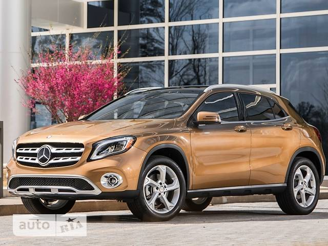 Mercedes-Benz GLA-Class GLA 250 AT (211 л.с.)