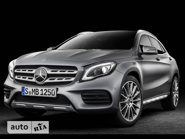 Mercedes-Benz GLA-Class GLA 250 AT (211 л.с.) 4Matic