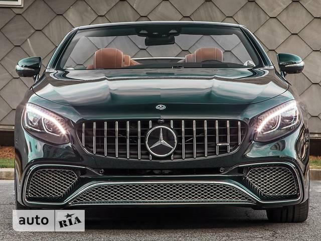 Mercedes-Benz S-Class AMG S 65 G-Tronic (630 л.с.)